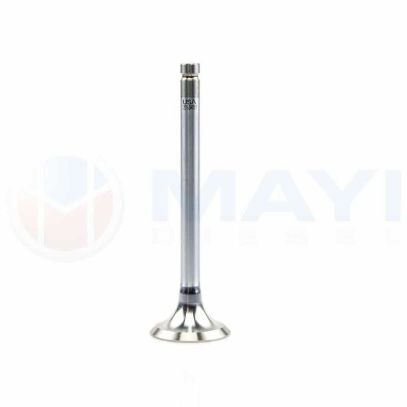 601-30372  for  LT and LV Lister Petter Exhaust Valve Part No