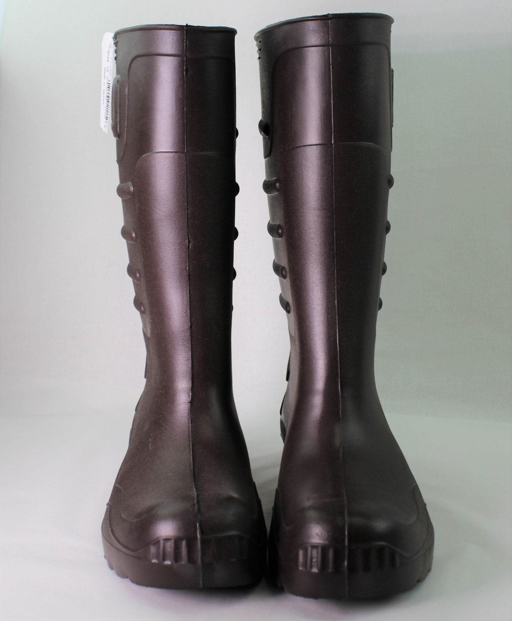 in stock c7124 08cb2 Details about Tingley Ultra Lightweight Boots Eva Knee Boot Size 10 Brown  Style #21144