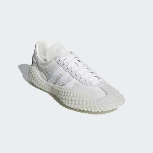 ab48d34b0cbe4 Adidas Kamanda x Country White Size 7 8 9 10 11 12 Mens Shoes G27825 nmd y3.  100% AUTHENTIC OR MONEY BACK GUARANTEED