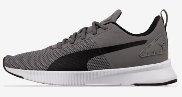 Details about PUMA Men FLYER Runner Shoes Running Gray