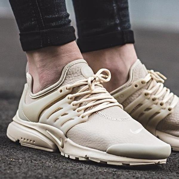 nike air presto prm womens sneaker ivory 878071 100 ebay. Black Bedroom Furniture Sets. Home Design Ideas