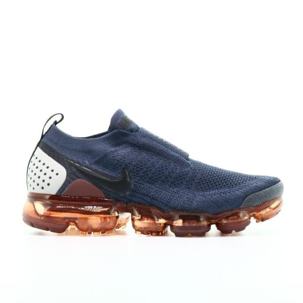 online store 002ea d2810 Nike Air Vapormax Flyknit Moc 2 Sneaker Thunder Blue Size 8 9 10 11 12 Mens  Shoe. 100% AUTHENTIC OR MONEY BACK GUARANTEED