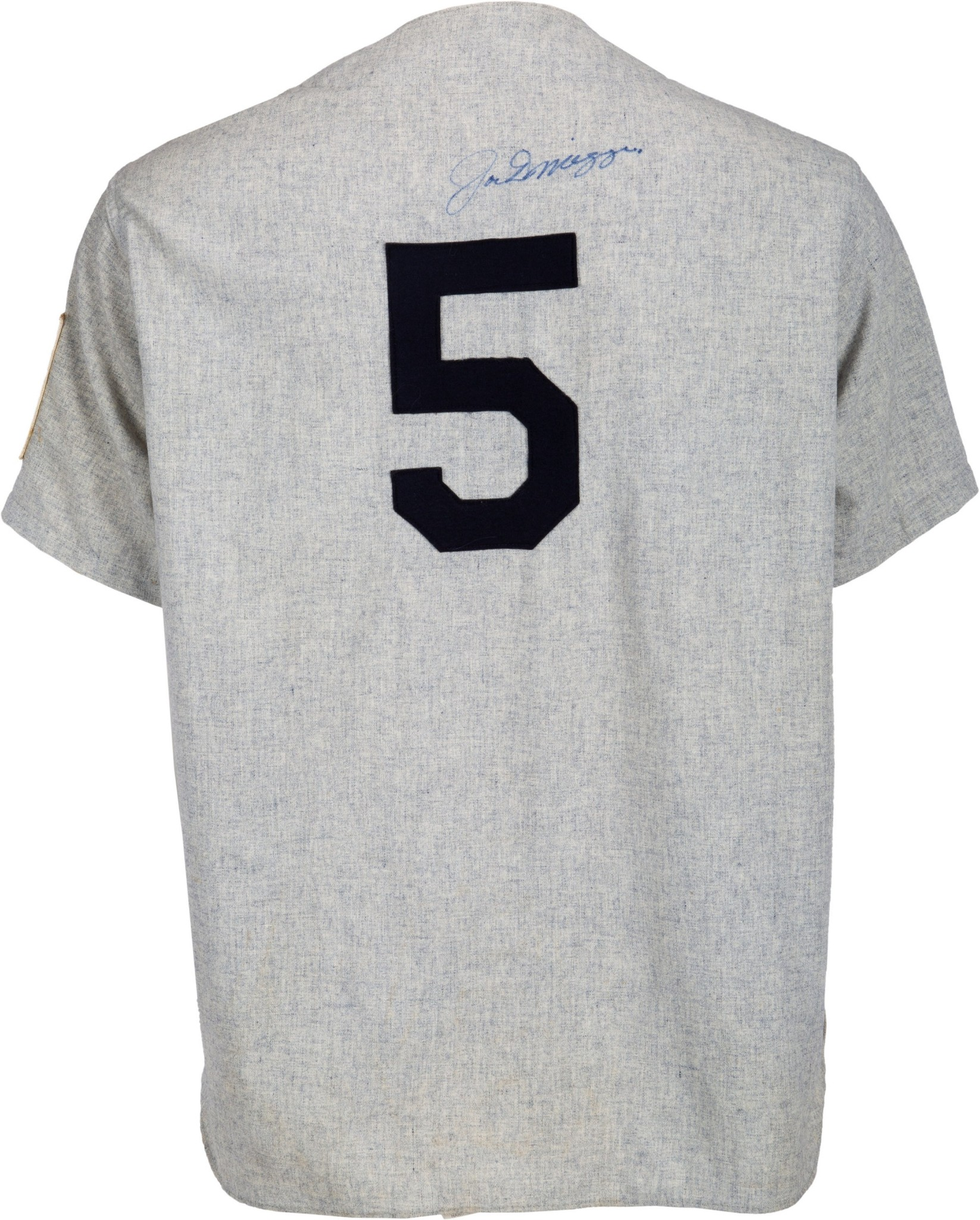 save off 402fa 0720a Details about Beautiful Joe Dimaggio Signed Authentic 1939 New York Yankees  Jersey PSA DNA COA