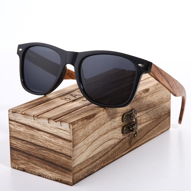 992d0eaf7285 Details about sunglasses polarized zebra wood glasses hand made vintage  wooden frame male jpg 800x800 Wooden