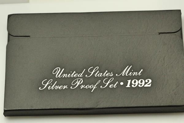1997 United States Mint Set in Original Packaging 1