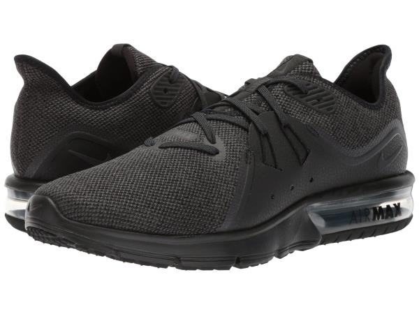 46df9468115 Details about Nike Air Max Sequent 3 Black Anthracite 921694010 Men s  Running Shoes