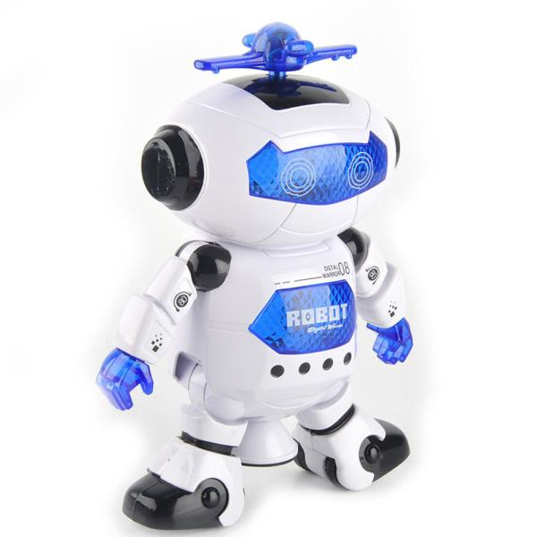 Toys For Boys Robot Kids Toddler Robot Dancing Musical Toy Birthday Xmas Gift