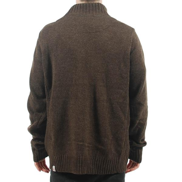 1314d5bc0be4 Details about Men s PUMA Knitted Sweater Coffee Bean Brown size L (T51)  80