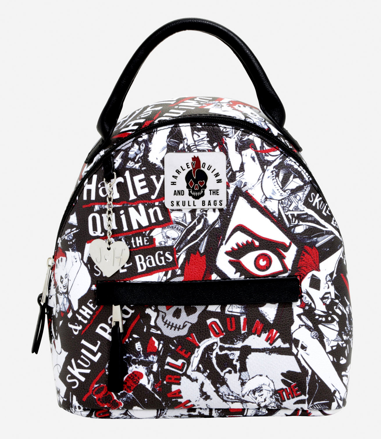 171a840d474 Harley quinn and the skull bags mini backpack purse click thumbnails above  to enlarge jpg 1311x1512