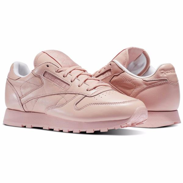 Pastels Classic Collaboration Spirit Reebok Bd2771 Womens Leather 4I0aq