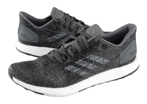 terrorismo modo Antibióticos  Adidas Men Pure-boost DPR Shoes Running Dark-Gray Sneakers Casual Shoe  B37787 | eBay
