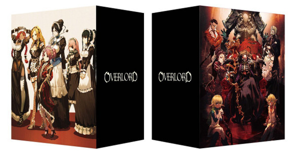 Overlord Anime World Map.Dhl Overlord Over Lord Vol 1 Limited Edition Blu Ray Novel Card Box