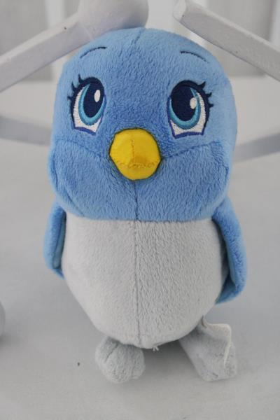 Sofia The First Blue Jay Bird Mia Walt Disney Plush Stuffed Animal