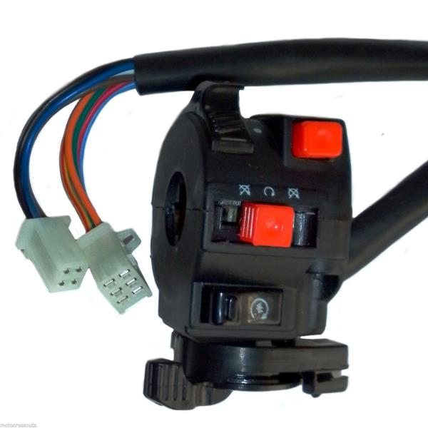Details about Full Wiring Harness Loom 150/200/250/300cc ATV Quad Buggy  Electric Start Engines