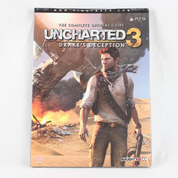 Uncharted 3 Drake S Deception The Complete Official Guide By James