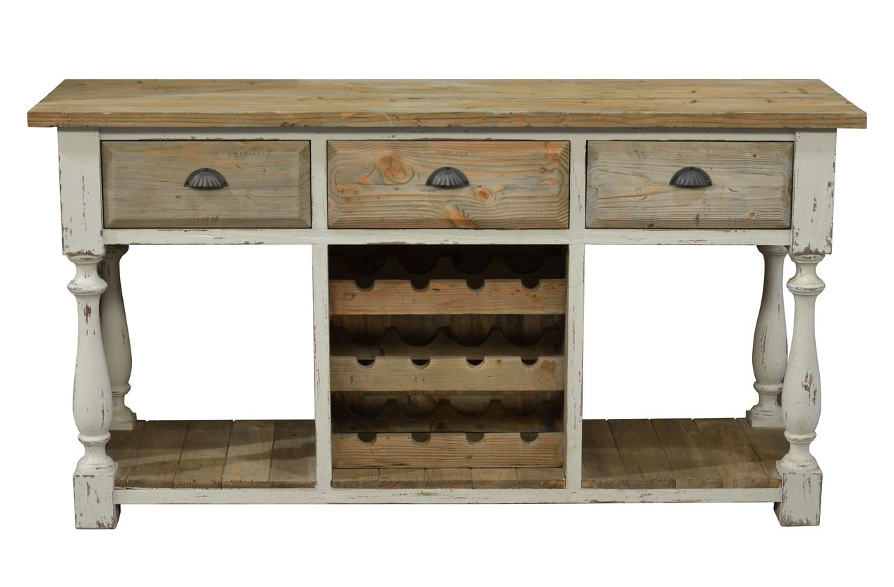 Remarkable Details About Country French Farmhouse Rustic Console Wine Server Sideboard Chalk Natural Ibusinesslaw Wood Chair Design Ideas Ibusinesslaworg