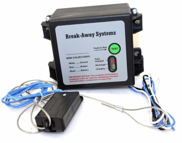 Admirable Trailer Break Away Breakaway System Kit 12V Battery Charger Switch Wiring Cloud Pimpapsuggs Outletorg