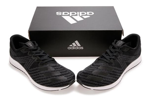 first rate f753c c0c70 Details about Adidas Men Aerobounce PR Training Shoes Running Black  Sneakers Boots Shoe DA9917