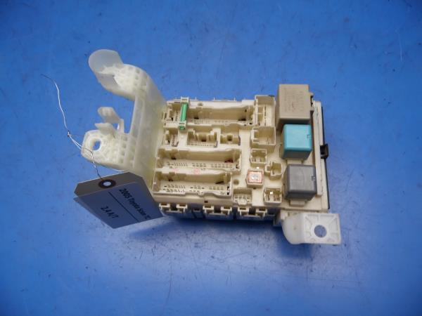 Surprising Where Is The Fuse Box On A 2007 Scion Tc Images - Best ...