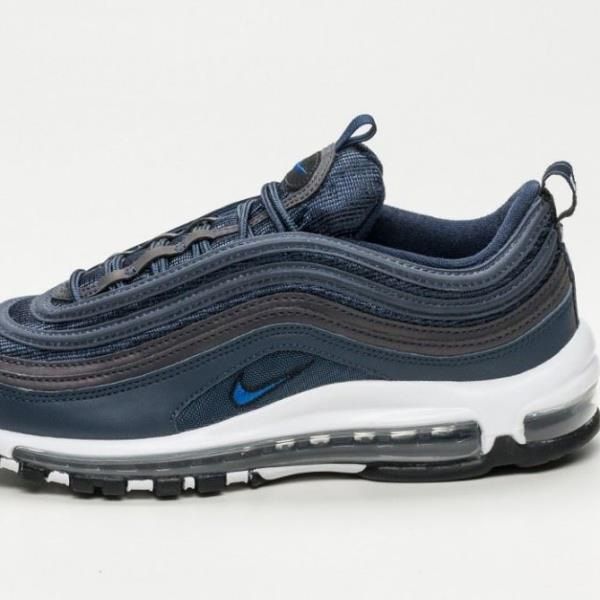 Nike Air Max 97 Sneakers Obsidian Size 7 8 9 10 11 12 Mens Shoes New. 100%  AUTHENTIC OR MONEY BACK GUARANTEED 4240d6bc5