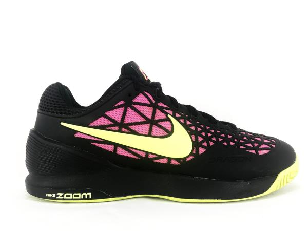 d59bdfe515534 Nike Court Zoom Cage 2 Dragon Womens Tennis Shoes Size US 9 Pink ...