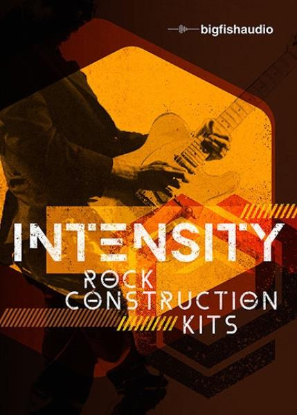 Details about New Big Fish Audio Intensity: Rock Construction Kits