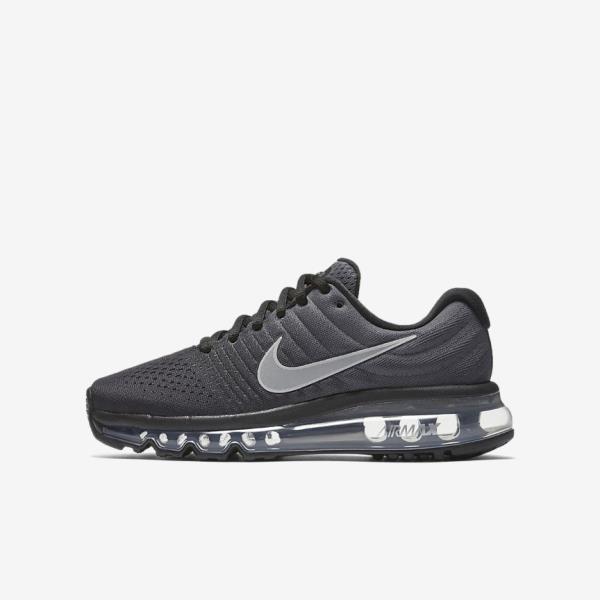 Details about Nike Air Max 2017 Sneakers Black Size 7 8 9 10 11 12 Mens Shoes New