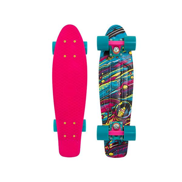Penny Skateboard Complete Sea Space RRP $159.99 FREE POST NEW