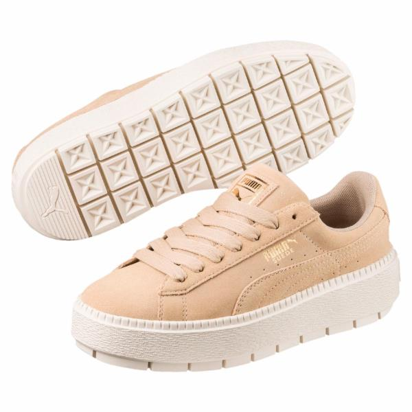 Details about NEW Puma Platform Trace 365830 02 Women`s Shoes Trainers Sneakers SALE