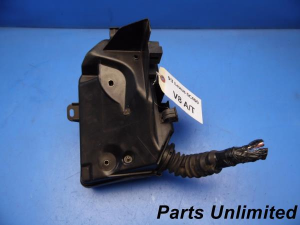 sam0725_600 92 96 lexus sc400 oem under hood fuse box w fuses relays & covers  at creativeand.co