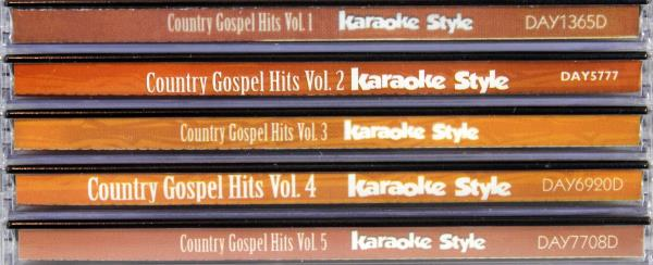 Michael Combs Volume 2 Christian Karaoke Style New Cd+g Daywind 6 Songs Discounts Price Karaoke Entertainment Karaoke Cdgs, Dvds & Media