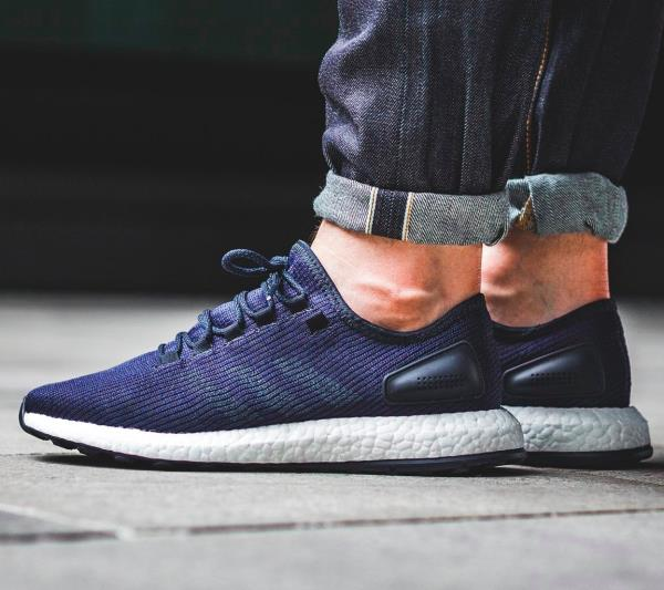 971e164fa ... store adidas pure boost navy ltd mens runner us size 7 8 9 10 11 nmd