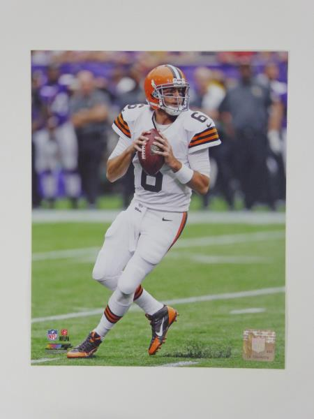 Details about Brian Hoyer 8x10 Photo Cleveland Browns NFL Hologram 5f5645355