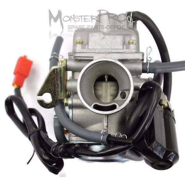 Details about TDR SCOOTER ATV GY6 ENGINE CARBY CARBURETOR 150CC 125CC FOR  HONDA LONCIN 150 125