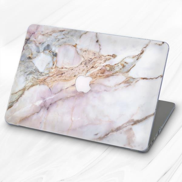 huge discount 3403d 8f54b Details about Classic Rose Gold Marble Girly Hard Case For Macbook Pro Air  Retina 11 12 13 15