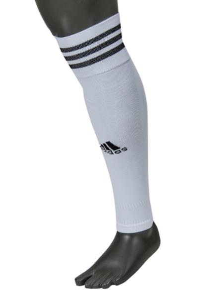 adidas team sleeve 18 soccer stocking pairs socks white sports knee sock cv3597