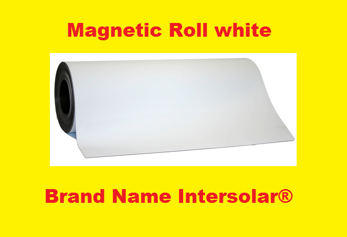 """24/"""" x 50/' roll flexible 30 mil Magnet BEST QUALITY Magnetic craft"""