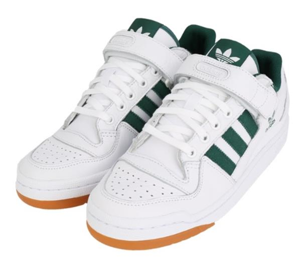 Details zu Adidas Men Original Forum Low Training Shoes Running White Sneakers Shoe AQ1261