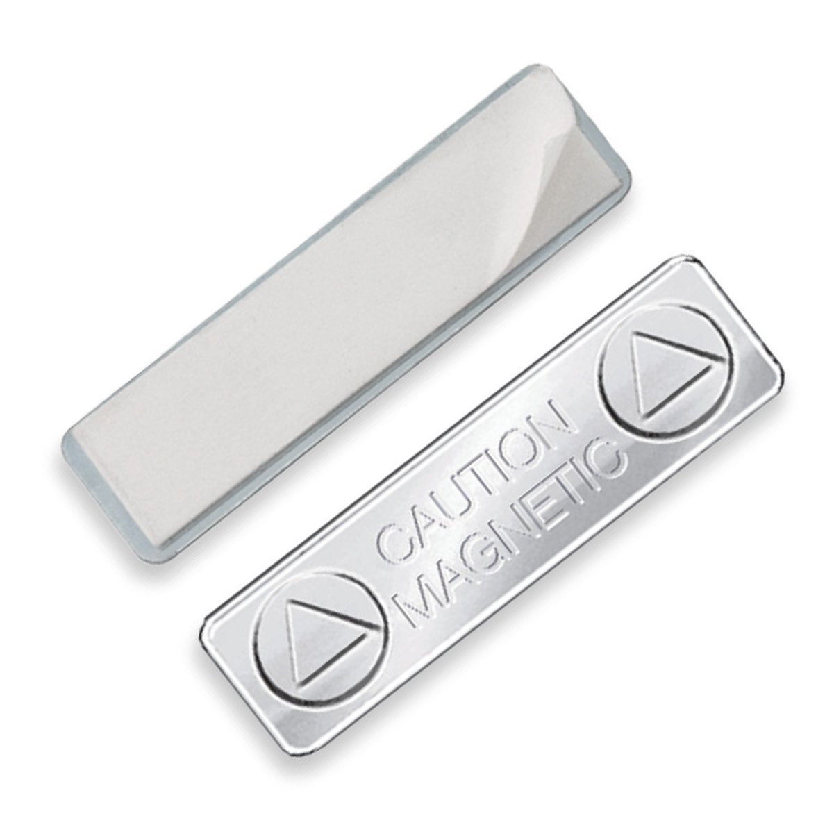 225eb5ccef4 50 Bulk Super Strong Name Tag Magnets - Magnetic ID Badge Holders w Sticky  Back