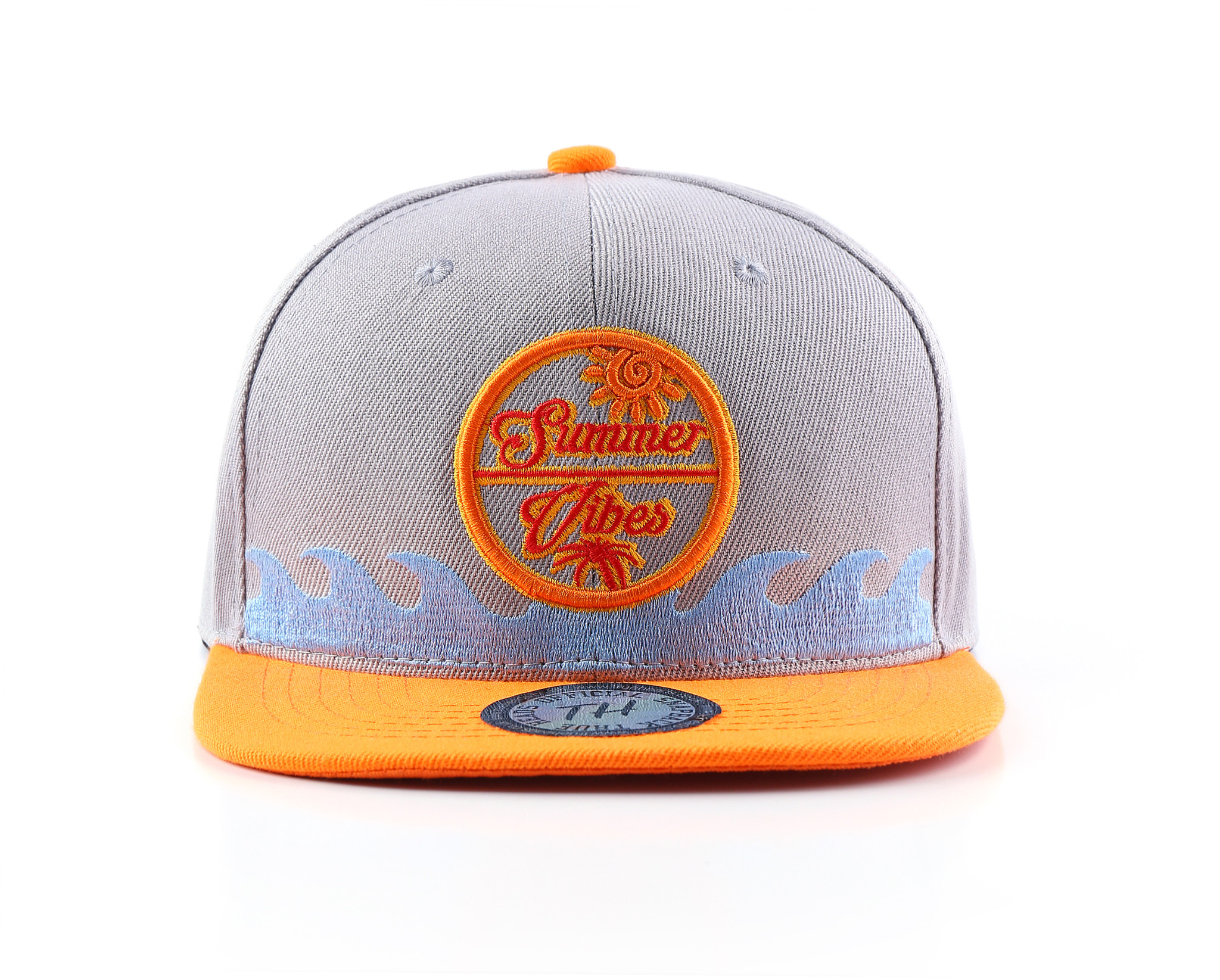 Details about True Heads Summer Vibes Snapback Baseball Cap 7f06407ab9c
