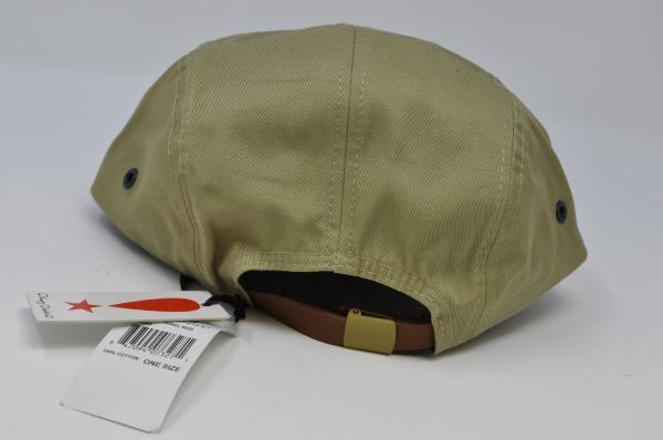 ceb70d00232 PLAY CLOTHS Strapback Mango 5 Panel Cap Hat One Size (H19)  43 ...