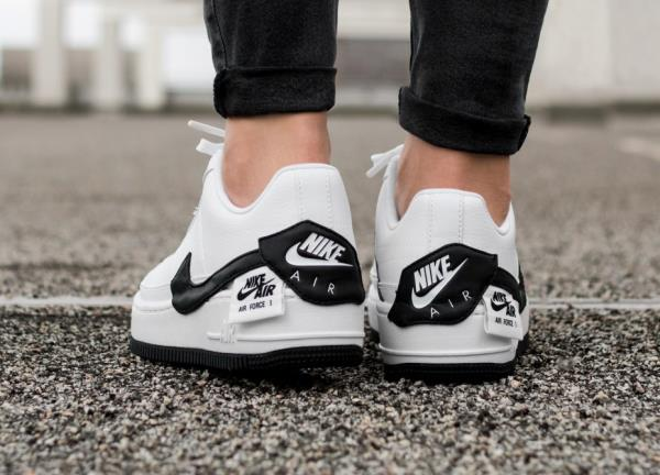 premium selection a7310 c8f4a Nike Air Force 1 Jester XX Sneaker White and Black Size 6 7 8 9 Womens Shoes  New. 100% AUTHENTIC OR MONEY BACK GUARANTEED