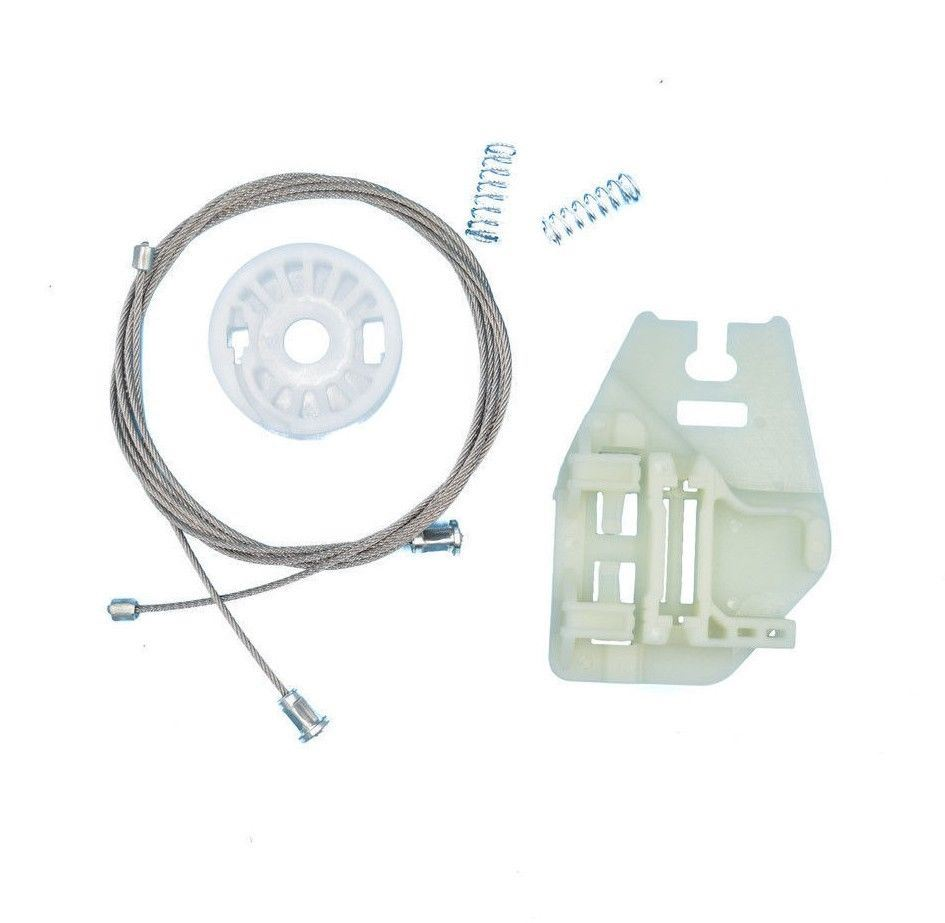 BMW 3 Series E46 Window Regulator Repair Kit Front Left Door 2001-2005