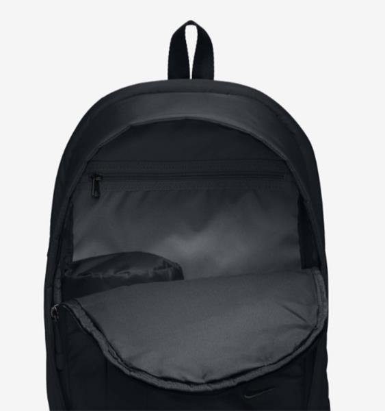 076a9737148c Nike Unisex Legend Solid Backpack Bags Training Black GYM Casual Bag ...