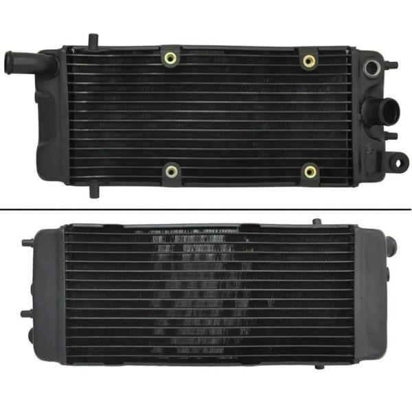 600 90-96 Replacement Cooling Radiator For Honda Steed400 Steed600 VLX 400
