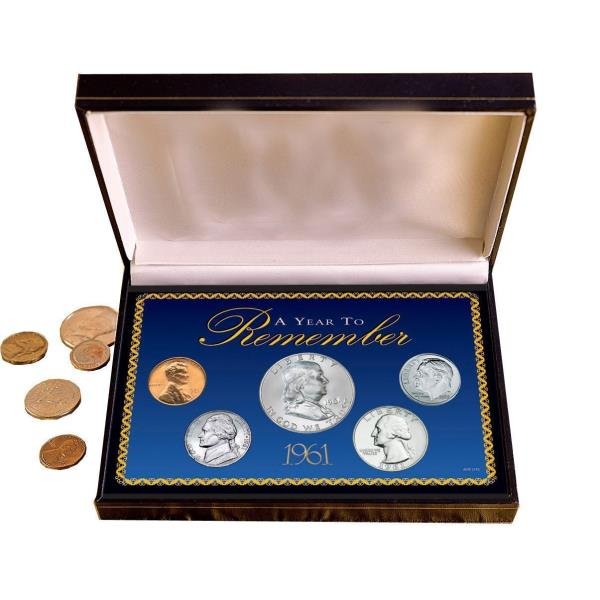 Details about  /NEW American Coin Treasures Year To Remember Coin Box Set 2009