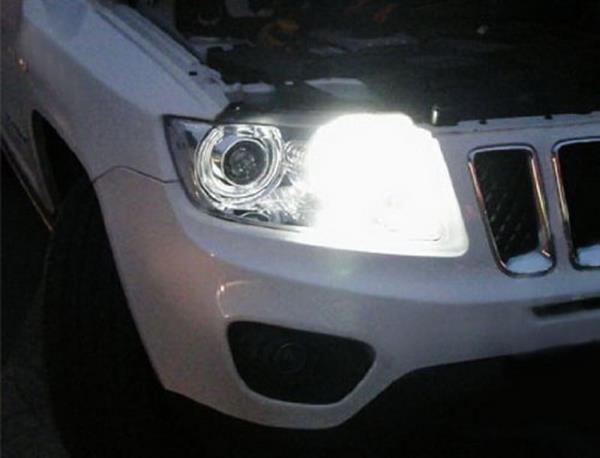 Hid White 30 Smd Led Bulbs For 2011 2016 Jeep Compass For