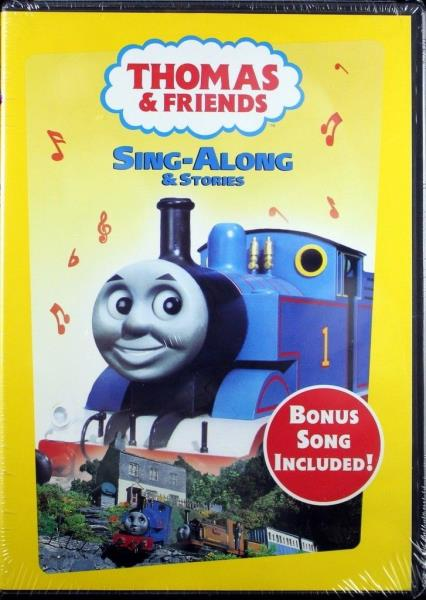 Thomas Amp Friends Sing Along Amp Stories Brand New Music