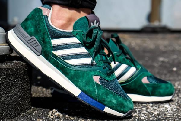 8cf87b777f1 Adidas Quesence Sneakers Collegiate Green Size 8 9 10 11 12 Mens NMD Boost  New. 100% AUTHENTIC OR MONEY BACK GUARANTEED