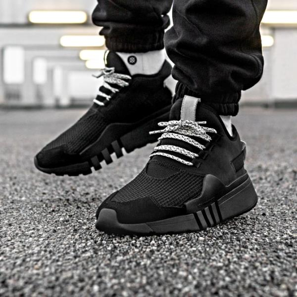 8056fd4e7b2d3 ... Ayero Sneakers Core Black Size 8-12 Mens NMD Boost Y-3 Ultra New. 100%  AUTHENTIC OR MONEY BACK GUARANTEED